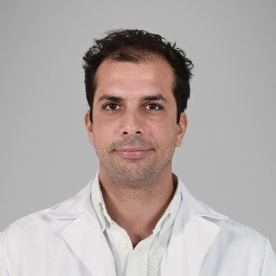 David Pinto, MÉD.