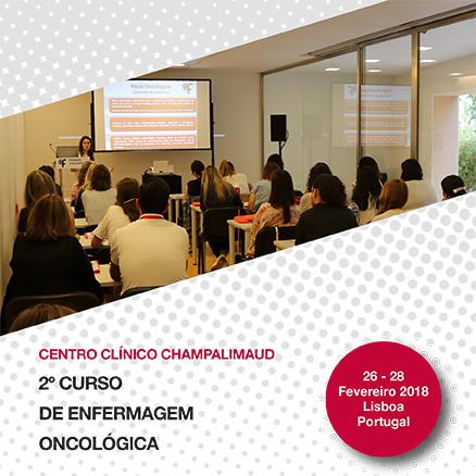 2º Curso de Enfermagem Oncológica da Fundação Champalimaud (20 Vagas)