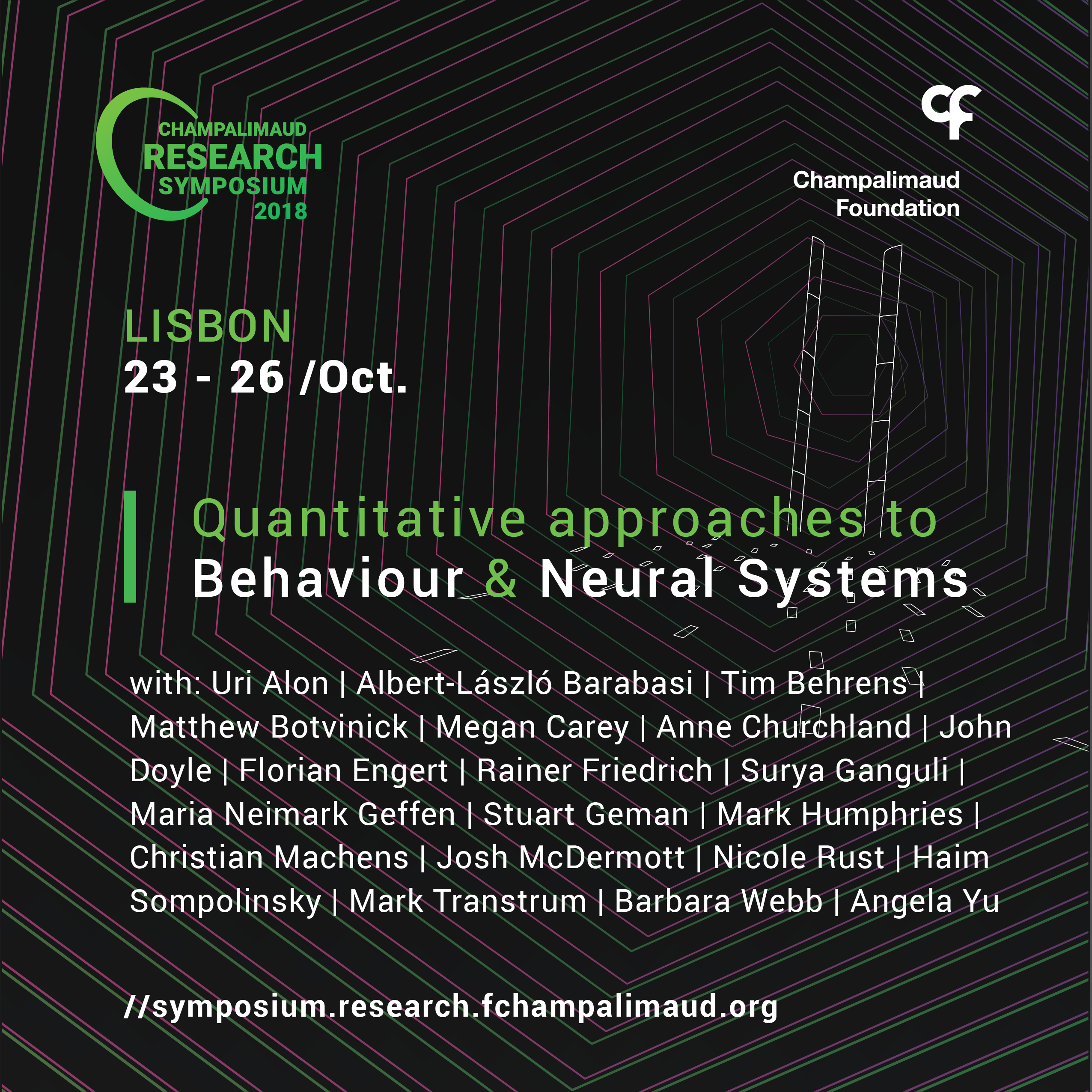 Champalimaud Research Symposium 2018