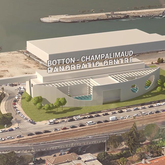 Novo Centro Botton-Champalimaud
