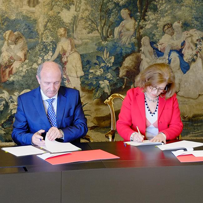 CHLN e Fundação Champalimaud assinam Memorando de Cooperação